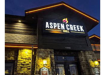 Irving steak house Aspen Creek Grill