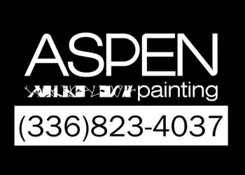 Greensboro painter Aspen Painting & Coating, LLC