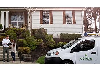 Vancouver pest control company Aspen Pest Control