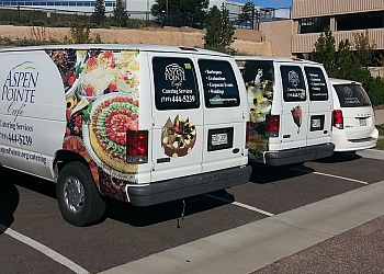 Colorado Springs caterer AspenPointe Catering