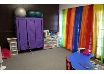 Peoria occupational therapist Aspire therapy