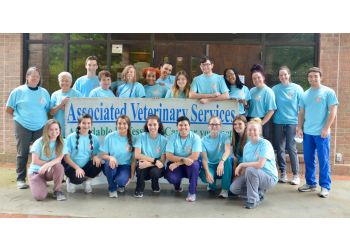 Baton Rouge veterinary clinic Associated Veterinary Services
