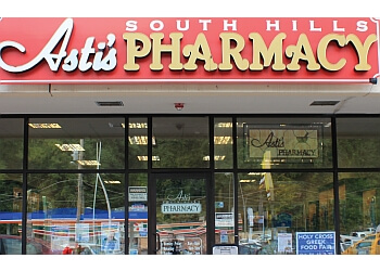 Pittsburgh pharmacy Asti's South Hills Pharmacy
