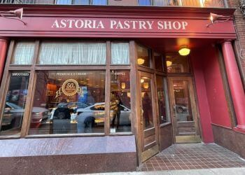 Detroit bakery Astoria Pastry Shop