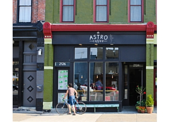 Detroit cafe Astro Coffee