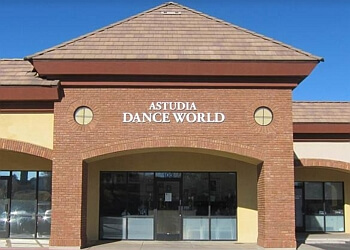 Henderson dance school Astudia Dance World
