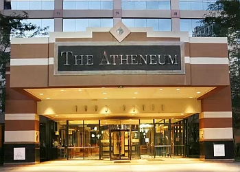 Detroit hotel Atheneum Suite Hotel