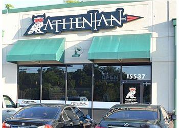 Nashville nail salon Athenian Luxe Spa