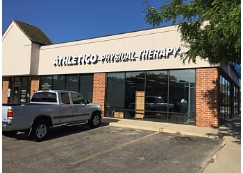 Elgin physical therapist Athletico Physical Therapy