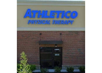 Olathe physical therapist Athletico Physical Therapy
