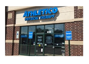 Sioux Falls physical therapist Athletico Physical Therapy