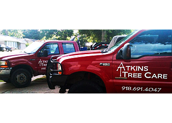 Tulsa tree service Atkins Tree Care