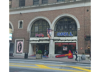 Atlanta sports bar Braves All Star Grill