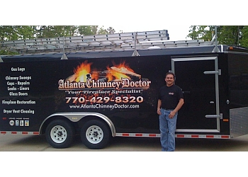 Atlanta chimney sweep Atlanta Chimney Doctor