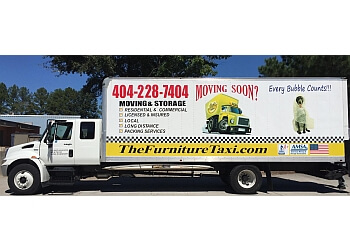 Atlanta moving company Atlanta Furniture Taxi Moving Company