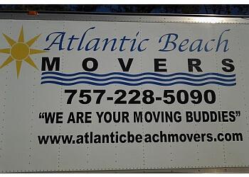 Virginia Beach moving company Atlantic Beach Movers
