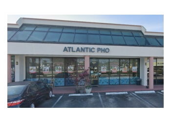 Coral Springs vietnamese restaurant Atlantic Pho