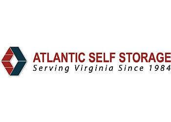 Hampton storage unit Atlantic Self Storage