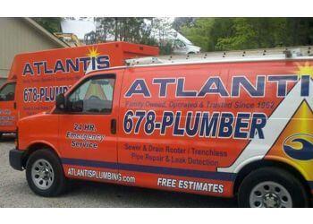 Atlanta plumber Atlantis Plumbing, LLC