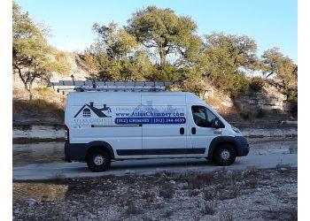 Austin chimney sweep Atlas Chimney, Inc.