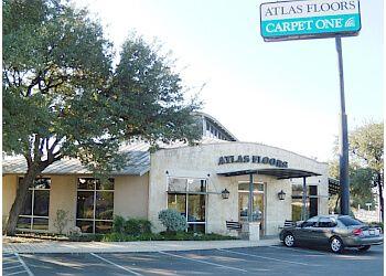 San Antonio flooring store Atlas Floors Carpet One Floor & Home