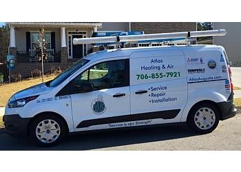 Augusta hvac service Atlas Heating & Air Conditioning