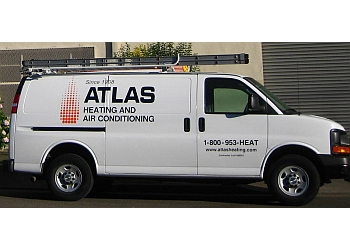 Oakland hvac service Atlas Heating and Air Conditioning co.