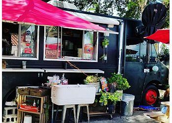 Miami food truck Atlas Meat-Free Deli