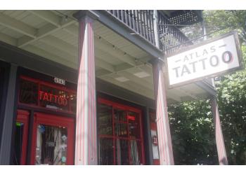 Portland tattoo shop Atlas Tattoo