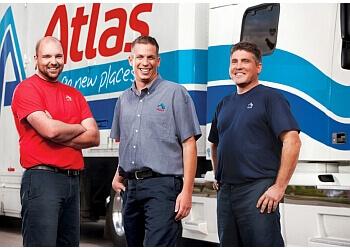Evansville moving company Atlas Van Lines