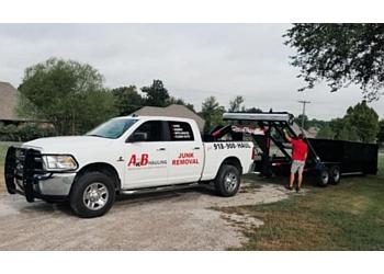 Tulsa junk removal A to B Hauling, LLC