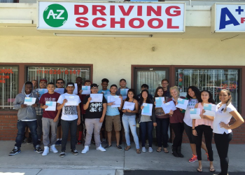 Anaheim driving school A to Z Driving School