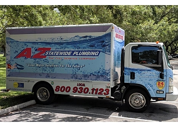 Hollywood plumber A to Z Statewide Plumbing