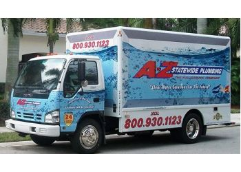 Miami Gardens plumber A to Z Statewide Plumbing, Inc.