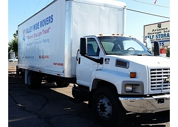 Gilbert moving company A to Z Valley Wide Movers
