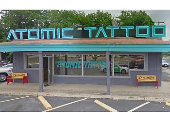 Austin tattoo shop Atomic Tattoo & Body Piercing