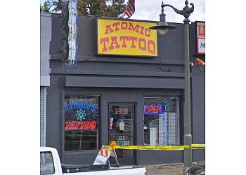 Los Angeles tattoo shop Atomic Tattoo & Body Piercing