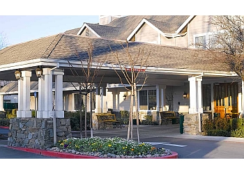 Stockton assisted living facility Oakmont of Stockton