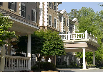 Atlanta assisted living facility Atria Buckhead
