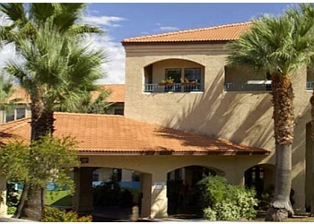 Tucson assisted living facility Atria Campana del Rio