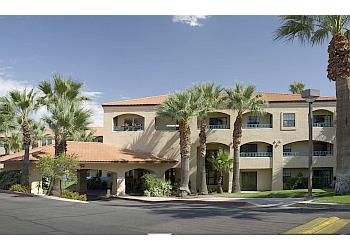 Tucson assisted living facility Atria Campana del Rio