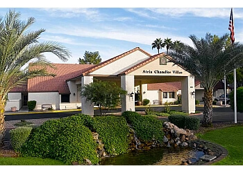 Chandler assisted living facility Atria Chandler Villas