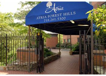 New York assisted living facility ATRIA FOREST HILLS
