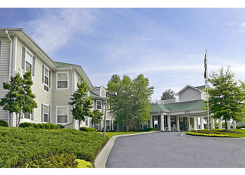 Columbia assisted living facility Atria Forest Lake