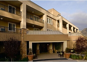 Irvine assisted living facility Atria Golden Creek