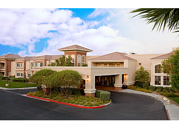 Las Vegas assisted living facility Atria Seville