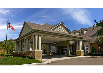 Sterling Heights assisted living facility Atria Shorehaven