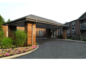 Pittsburgh assisted living facility Atria South Hills