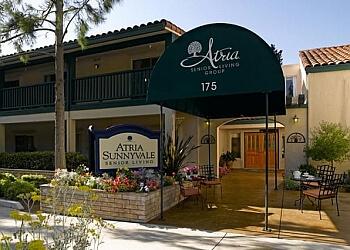 Sunnyvale assisted living facility Atria Sunnyvale