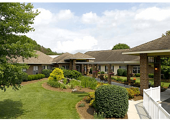 Knoxville assisted living facility Atria Weston Place